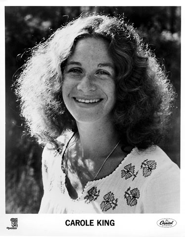 Carole King Legendary Folk Rock Artist