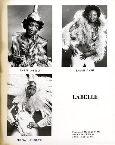 LaBelle Promo Print  : 8x10 RC Print