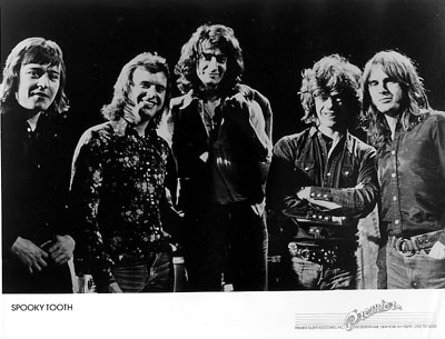 Spooky Tooth Promo Print  : 8x10 RC Print