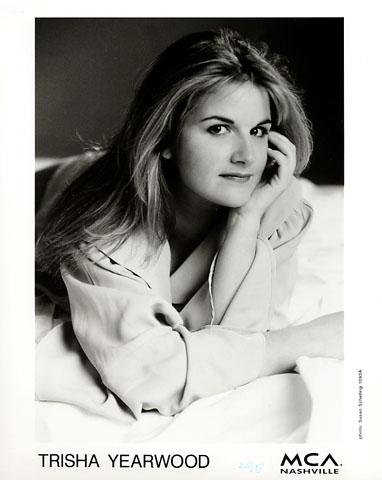 Trisha Yearwood Promo Print  : 8x10 RC Print