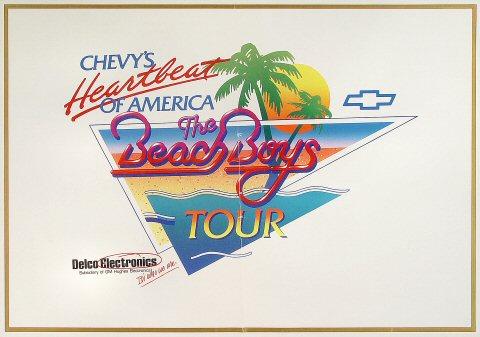 """The Beach Boys Poster  : 15 1/2"""" x 22"""""""