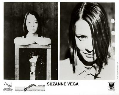 Suzanne Vega Promo Print  : 8x10 RC Print