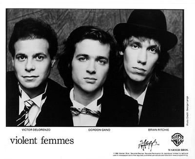 Violent Femmes Promo Print  : 8x10 RC Print