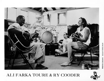 Ali Farka Toure Promo Print  : 8x10 RC Print