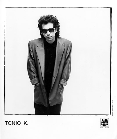 Tonio K Promo Print  : 8x10 RC Print