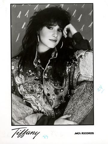 Tiffany Promo Print  : 8x10 RC Print