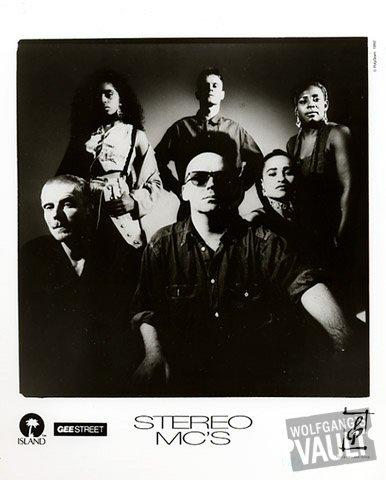 Stereo MC's Promo Print  : 8x10 RC Print