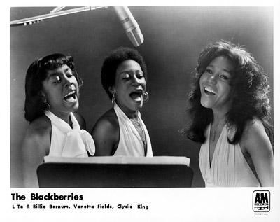 The Blackberries Promo Print  : 8x10 RC Print