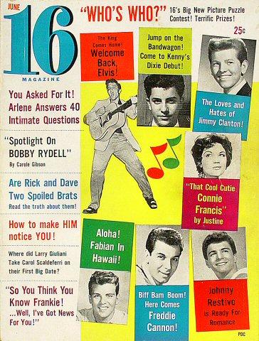 Rick Nelson Magazine  : Magazine