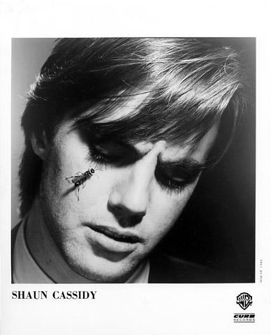 Shaun Cassidy Promo Print  : 8x10 RC Print