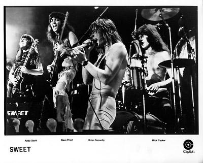 Sweet Promo Print  : 8x10 RC Print