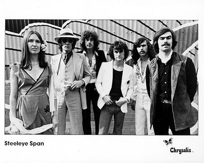 Steeleye Span Promo Print  : 8x10 RC Print