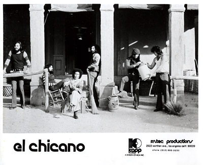 El Chicano – Songs & Albums : Napster