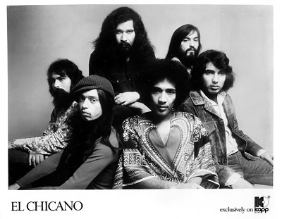 Johnny Thompson Music - El Chicano