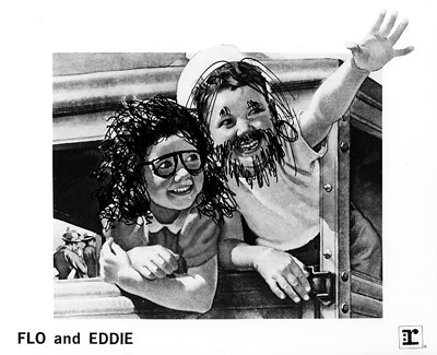 Flo & Eddie Promo Print  : 8x10 RC Print
