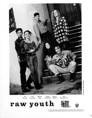 Raw Youth Promo Print  : 8x10 RC Print