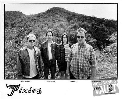 Pixies Promo Print  : 8x10 RC Print