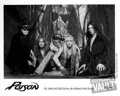 Poison Promo Print  : 8x10 RC Print