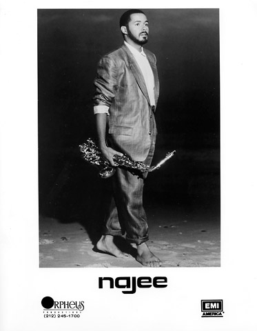 Najee Promo Print  : 8x10 RC Print