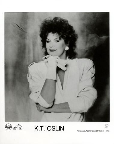 K.T. Oslin Promo Print  : 8x10 RC Print