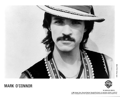 Mark O'Connor Promo Print  : 8x10 RC Print