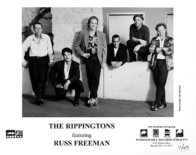 The Rippingtons Promo Print  : 8x10 RC Print