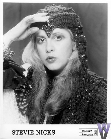 Stevie Nicks Promo Print  : 8x10 RC Print