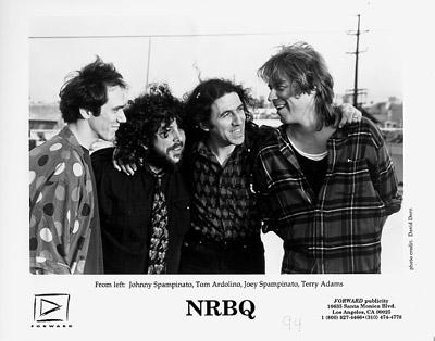NRBQ Promo Print  : 8x10 RC Print