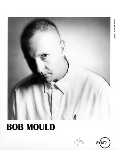 Bob Mould Promo Print  : 8x10 RC Print