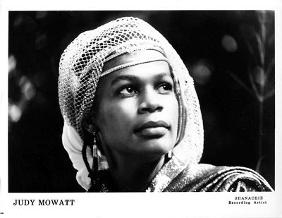 Judy Mowatt Promo Print  : 8x10 RC Print