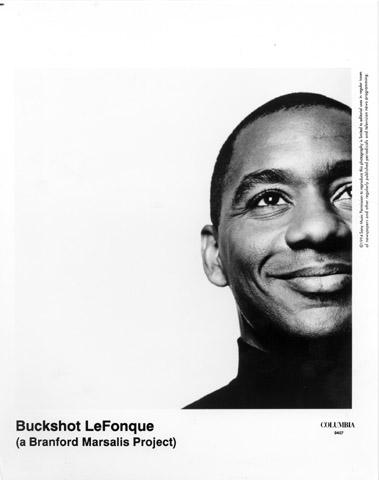 Buckshot LeFonque Promo Print  : 8x10 RC Print