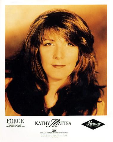 Kathy Mattea Promo Print  : 8x10 C-Print