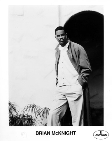 Brian McKnight Promo Print  : 8x10 RC Print