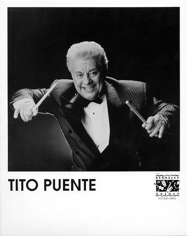 Tito Puente Promo Print  : 8x10 RC Print