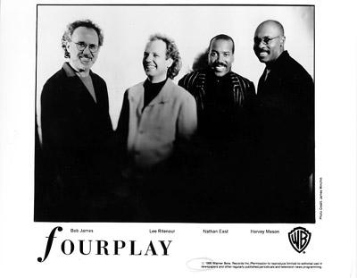 Fourplay Promo Print  : 8x10 RC Print
