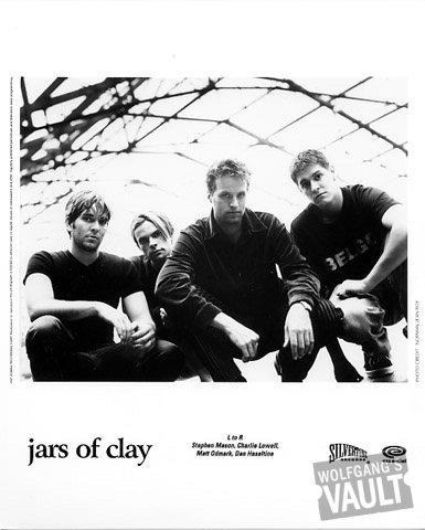 Jars of Clay Promo Print  : 8x10 RC Print