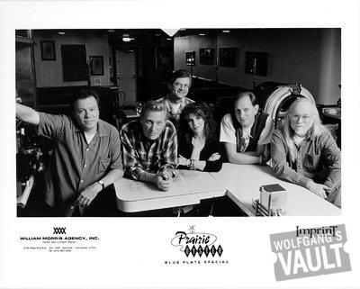 Prairie Oyster Promo Print  : 8x10 RC Print