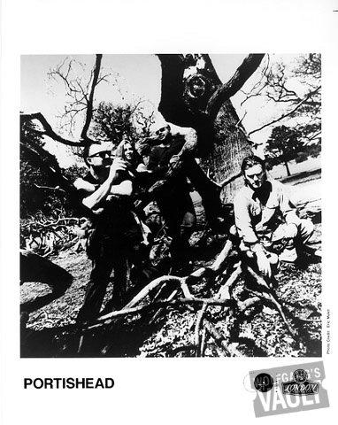Portishead Promo Print  : 8x10 RC Print