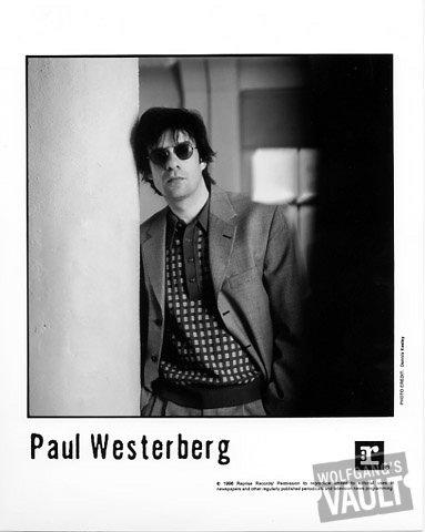 Paul Westerberg Promo Print  : 8x10 RC Print