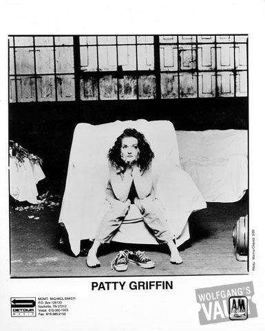 Patty Griffin Promo Print  : 8x10 RC Print