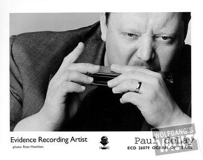 Paul DeLay Promo Print  : 8x10 RC Print