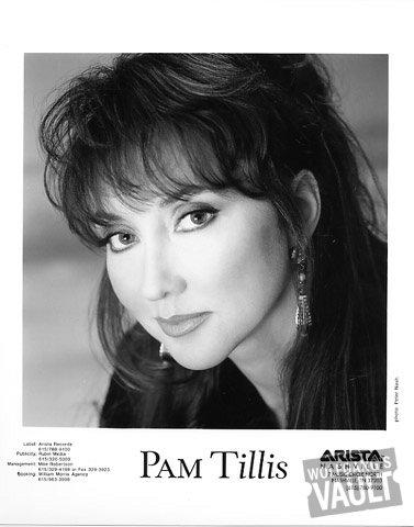 Pam Tillis Promo Print  : 8x10 RC Print