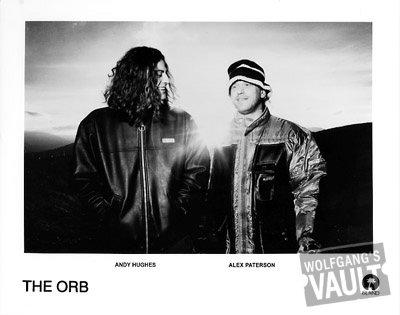 The Orb Promo Print  : 8x10 RC Print