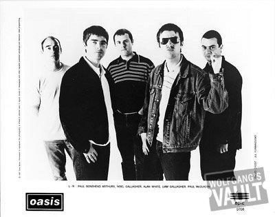 Oasis Promo Print  : 8x10 RC Print