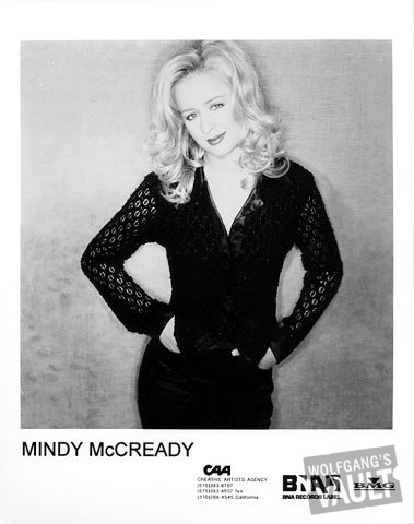 Mindy McCready Promo Print  : 8x10 RC Print