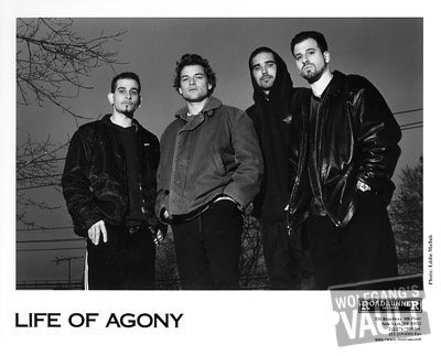 Life Of Agony Promo Print  : 8x10 RC Print