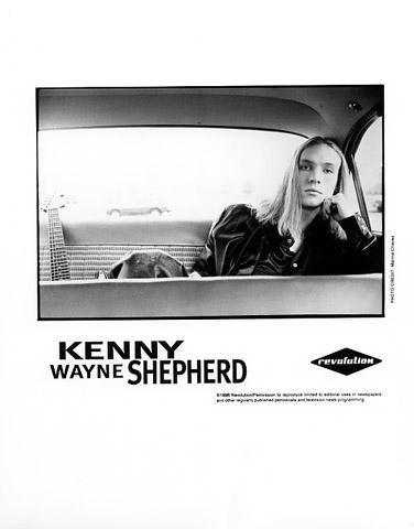 Kenny Wayne Shepherd Promo Print  : 8x10 RC Print