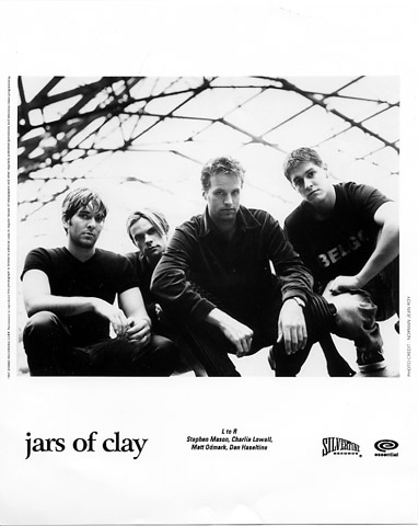 Jars of Clay Promo Print  : 8x10 RC Print