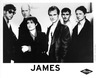 James Promo Print  : 8x10 RC Print