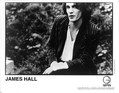 James Hall Promo Print  : 8x10 RC Print